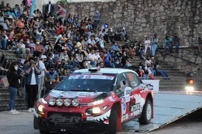Arranca el NACAM Rally Guanajuato; Ricardo Cordero primer líder - El Sol de  Salamanca   Noticias Locales, Policiacas, de México, Guanajuato y el Mundo