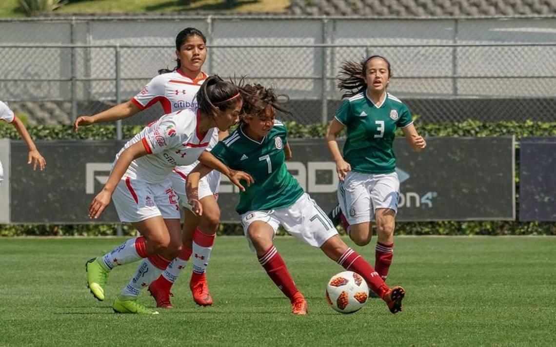 Alice Soto consigue gol histórico en la Liga Femenil Mx al ser la anotadora más joven de la historia