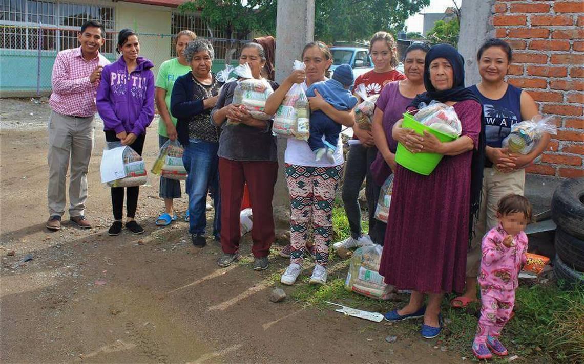 Realizará DIF primera entrega de despensas alimentacias - El Sol ...