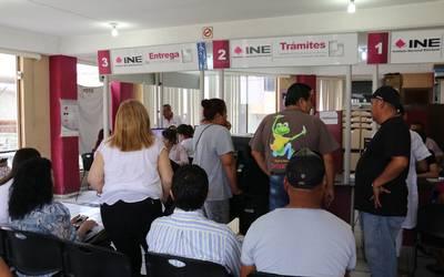 Tramitan Su Ine 6 Mil Ciudadanos El Sol De Irapuato