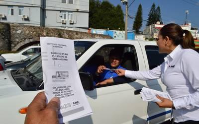 Invita Ine Actualizar Credencial Para Votar El Sol De Irapuato