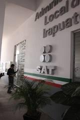 Siguen Operando Oficinas Del Sat El Sol De Irapuato
