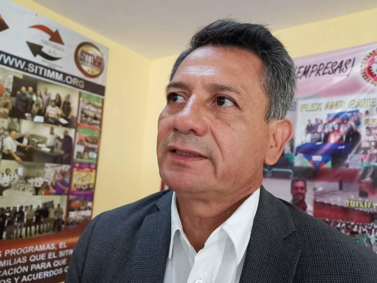 Resultado de imagen de Alejandro Rangel Segovia Sindicato